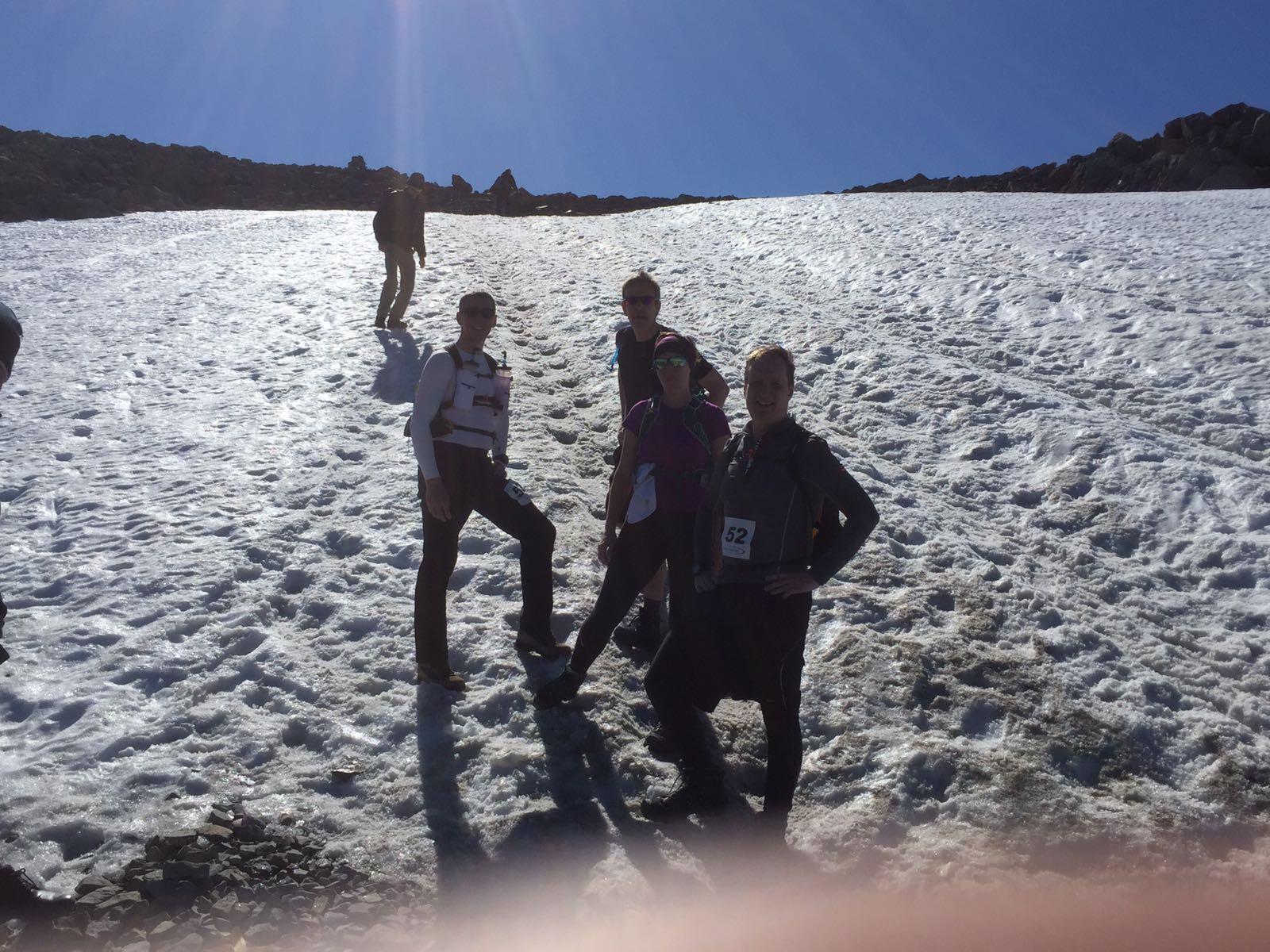 Meeting A Mountainous Challenge